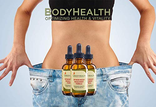 BodyHealth Optimum Weight Management Formula (60 day supply) Natural Weight Loss Liquid Drops, For Rebalancing Metabolic Hormones, With Medically Designed Diet Plan, Quality Ingredients by BodyHealth (Image #5)