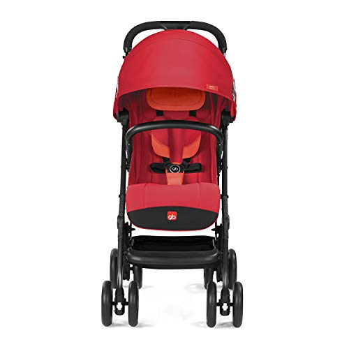 gb 2019 Buggy QBIT+ All-Terrain with Bumper Bar'Laguna Blue'- from Birth up to 17 kg (Approx. 4 Years) - GoodBaby QBIT Plus