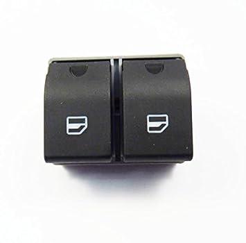 Nuevo Potencia Interruptor De La Ventana Delantera 6q0959858 para Ibiza IV Cordoba: Amazon.es: Coche y moto