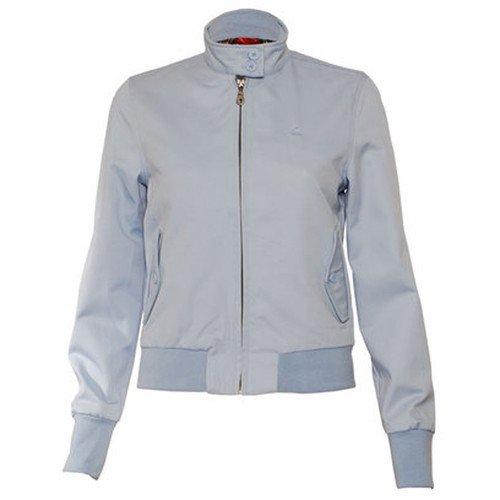 Womens Merc London Porcelain Blue Mary Harrington Jacket B6