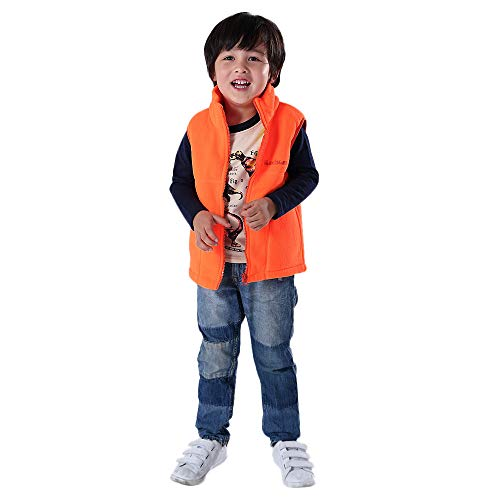 - Toddler Kids Baby Boys Fleece Waistcoat Jackets Baseball Outwear Vest Clothing by Teresamoon