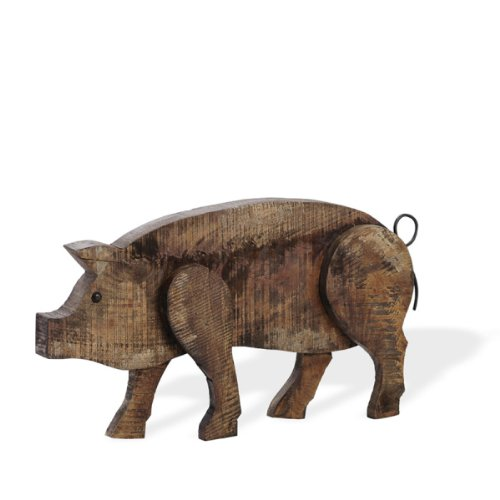 Foreside Barnwood Pig, Large