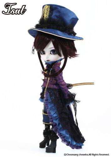 Pullip Dolls Isul Midnight Deja Vu Fashion Doll 4