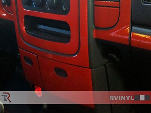 Rdash Wood Grain Dash Kit for Toyota 4Runner 2003-2005 Honey Burlwood