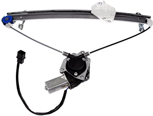 DORMAN 751-339 Subaru Forester Front Driver Side Replacement Power Window Regulator with Motor