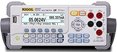 Rigol DM3058 Benchtop Multimeters - Type: Digital, Style: Bench