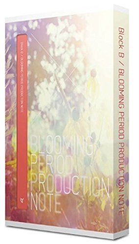 Block B - Blooming Period Production Note (2DVD + 포토북) Import