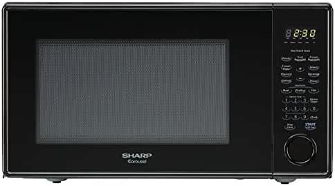 Sharp Countertop Microwave Oven ZR309YK 1.1 cu. ft. 1000W Black