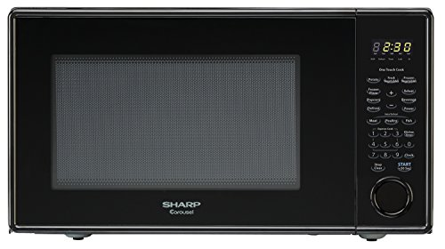 ... Countertop Microwave Ovens Sharp Countertop Microwave Oven ZR309YK 1.1