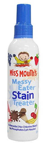 Miss Mouth's Messy Eater Stain Treater, Carpet Cleaner & Spot Remover, 4 oz