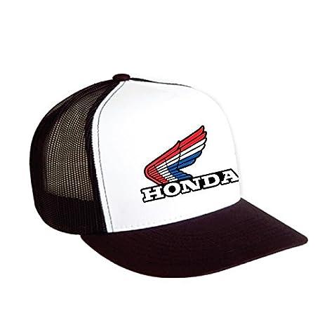 Factory Effex Honda Vintage Snapback Hat One Size) 18-86302