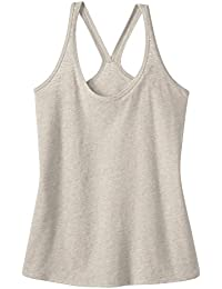 Crystal Tri Blend T Back Tank Top Up To Size 4XL