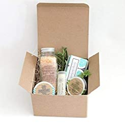 Relaxing Spa Gift Box - Essential Oil Ar...