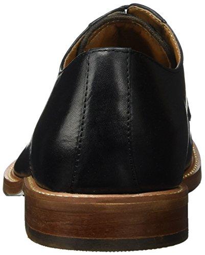 Aldo Cerneglons, Zapatos de Cordones Derby para Hombre Negro (Black Leather/97)