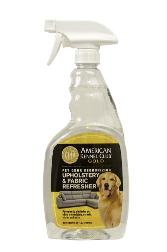 - AMERICAN KENNEL CLUB GOLD Pet Odor Deodorizing Carpet and Upholstery Cleaning Solution