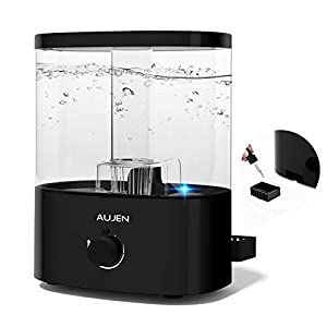 Aujen 5L 超音波加湿器 大容量 2020最新版 加湿器 アロマ 卓上加湿器