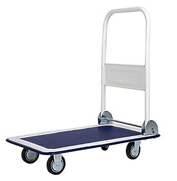 moving-grocery carro folding-shopping cart-premium 330lbs plataforma carrito Dolly plegable foldable