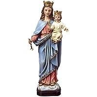 Articoli Religiosi by Paben Statua Madonna Maria Ausiliatrice in Resina cm. 39,4