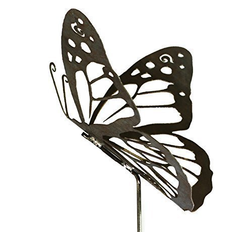 Monarch Butterfly Garden Stake (Small)