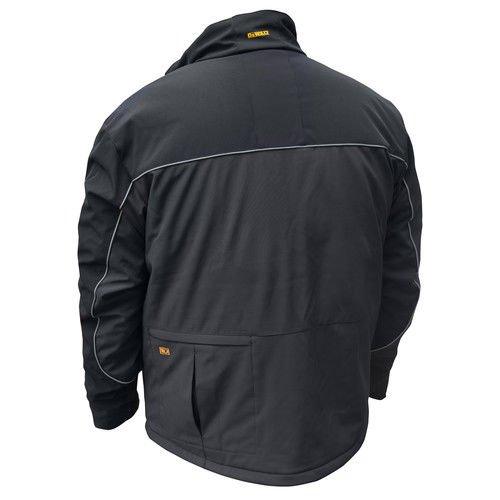Dewalt DCHJ072BL 20V MAX Black G2 Soft Shell Heated Work Jacket - L
