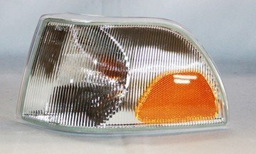 TYC 18-5280-00 Volvo Front Driver Side Replacement Parking/Signal Lamp Assembly