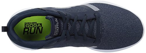 Revel Go Skechers 600 Navy Blu Donna Scarpe Indoor Sportive Run dRxtZwq