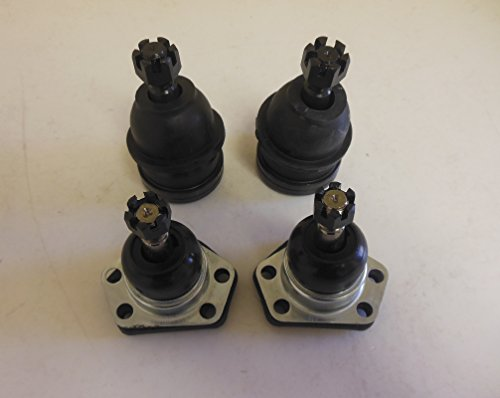 - Kit 2 Upper Ball Joints and 2 Lower Ball Joints Right and Left Side