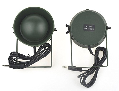 Outdoor Hunting Bird Caller Decoy Player 50W Loud Speaker Timer With Portable Bag by Upforce (Image #2)