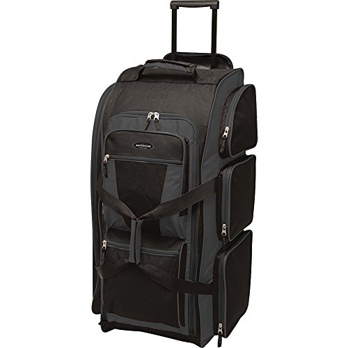 Duffle Bag Rolling - 8