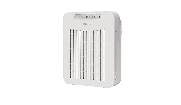 Purificador de aire Qlima A25 con mando a distancia: Amazon.es ...