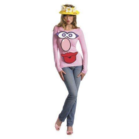 Mr. and Mrs. Potato Head Kit Costume (Mrs Potato Head Kit)