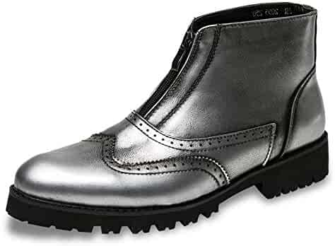 b6b0b9d808208 Shopping $25 to $50 - Silver or Clear - Boots - Shoes - Men ...