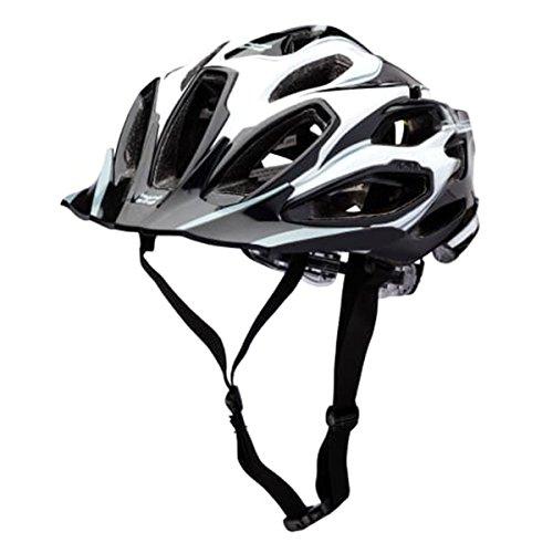 Kali Protectives 2017 Maraka XC Mountain Bicycle Helmet (Viper Black - - Mountain Xc Bicycle