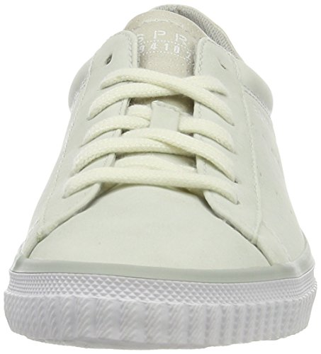 Esprit Damen Riata Lace Up Sneakers Grau (pastel Grijs 050)