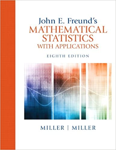 John E Freund S Mathematical Statistics With