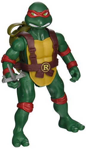 Teenage Mutant Ninja Turtles Classic Spittin' Raphael Action Figure