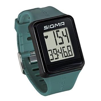 GO Reloj Pulsómetro, Unisex Adulto, Verde, Talla Única: Amazon.es: Deportes y aire libre