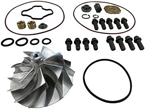 Ford Powerstroke 7.3L Turbo Upgrade Billet Compressor Wheel GTP38