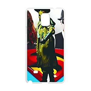 Happy Superman Design Best Seller High Quality Phone Case For Samsung Galacxy Note 4