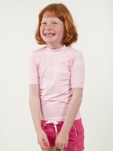 O'Neill Wetsuits UV Sun Protection Youth Basic Skins Crew Sun Shirt Rash Guard