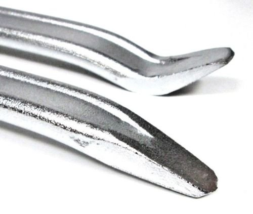 Bergen Professional 18 x 1 Chrome Plated D//F Tyre Lever Set of 2 6709