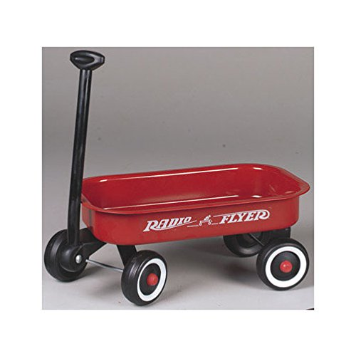 Babys Red Wagon - LITTLE RED WAGON