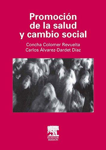 Descargar Libro Promoción De La Salud Y Cambio Social C. Colomer Revuelta