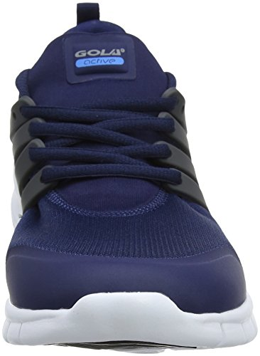Gola Active Gravity Navy Heren Fitness Sneakers