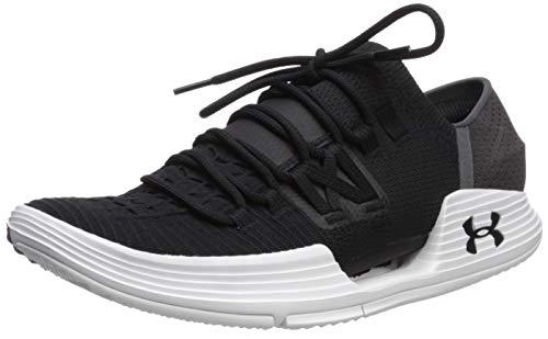 Under Armour Men's Speedform AMP 3 Sneaker, Black (004)/Jet Gray, 7 M US ()
