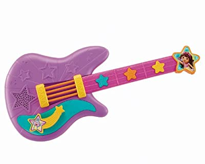 Fisher-Price Dora Singing Star Guitar from Fisher-Price