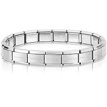 Nomination 13 Link 030000 Starter Bracelet  Amazon.co.uk  Clothing 1f6f98b894