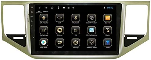 TOPNAVI Indash Octa Core Android 8.1 - Radio de Coche para ...