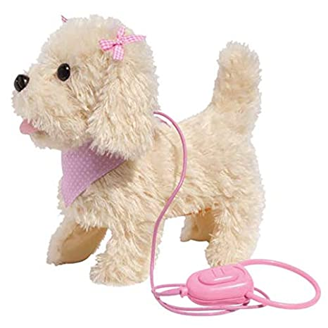 Pitter Patter Pets – Walk Along Puppy – Interaktives Hündchen