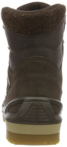 Chaussures Mid Taille Ii Randonnée Marron Unique Homme Isarco De Gtx braun Hautes Schwarz Lowa HqtInvt